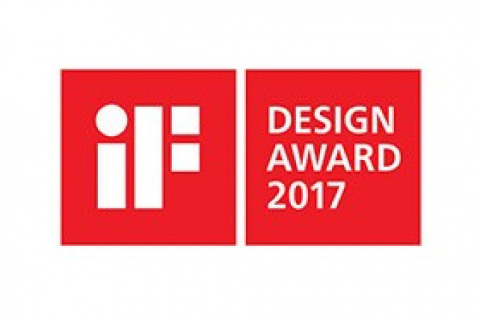iF Design Award 2017 díjat nyert a magas fényerejű Epson projektor