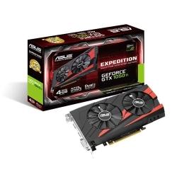 VGA Asus PCIe NVIDIA GTX 1050 Ti 4GB GDDR5 - EX-GTX1050TI-4G