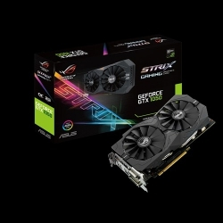VGA Asus PCIe NVIDIA GTX 1050 2GB GDDR5 - STRIX-GTX1050-O2G-GAMING