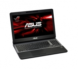 ASUS G55VW 15,6 Full HD/Intel Core i7-3610QM 2,3GHz/8GB/750GB+128GB SSD/DVD író/Win7 notebook