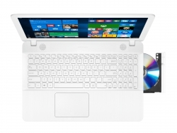 ASUS 15,6 HD X541UV-GQ1361 - Fehér - Endless