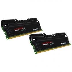 RAM Kingston HyperX Beast (T3) DDR3 2400MHz / 16GB KIT (2x8GB)