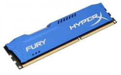 RAM Kingston HyperX Fury Blue - DDR3 1866MHz / 8GB - CL10