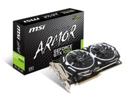 VGA MSI PCIe NVIDIA GTX 1060 3GB GDDR5 - GeForce GTX 1060 ARMOR 3G OCV1