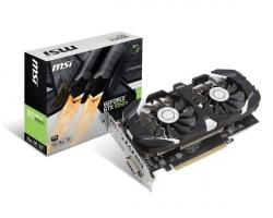 VGA MSI PCIe NVIDIA GTX 1050 Ti 4GB GDDR5 - GeForce GTX 1050 Ti 4GT OC