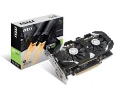 VGA MSI PCIe NVIDIA GTX 1050 2GB GDDR5 - GeForce GTX 1050 2GT OC