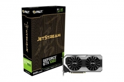 VGA Palit PCIe NVIDIA GTX 1060 6GB GDDR5 - GeForce GTX 1060 JetStream