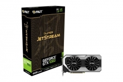 VGA Palit PCIe NVIDIA GTX 1060 6GB GDDR5 - GeForce GTX 1060 Super JetStream